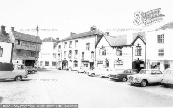 Photo of Axbridge, Market Place c.1965