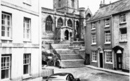 Axbridge, The Church c.1960