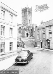Axbridge, The Church c.1960