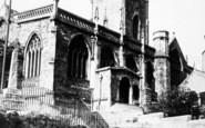 Axbridge, The Church c.1965