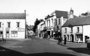Axbridge, The Square c.1955