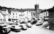 Axbridge, The Square c.1960