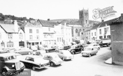 Axbridge, The Square c.1960