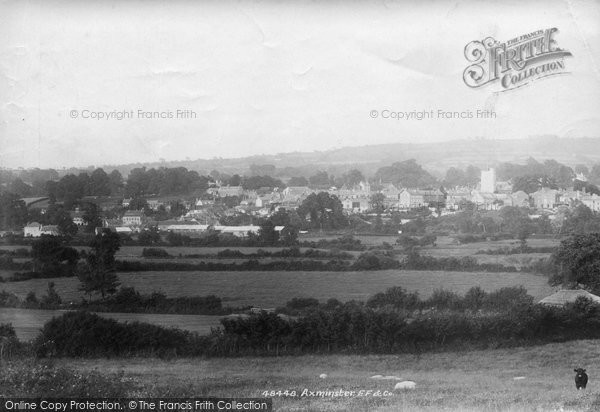 Photo of Axminster, 1902
