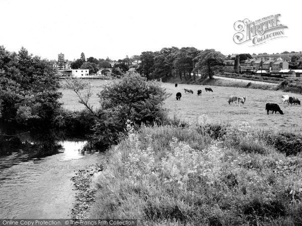 Photo of Axminster, c.1960