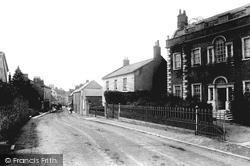 Axminster, Chard Street 1902