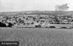 General View c.1955, Axminster