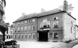 Axminster, George Hotel 1902