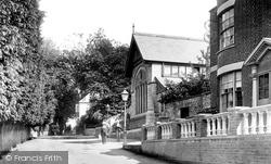 Axminster, Lyme Road 1902