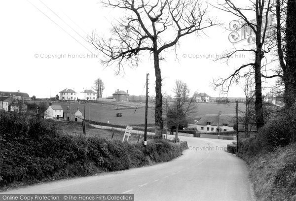 Axminster, Mill Brook c.1940