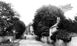 Axminster, Station Road 1902