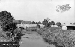 The River c.1940, Axminster