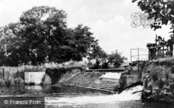 Axminster, The Weir c.1960