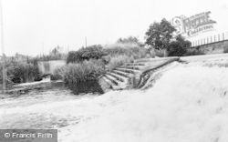 Axminster, The Weir c.1965