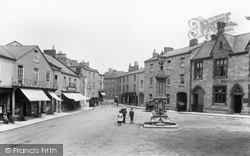 Axminster, Trinity Square 1902