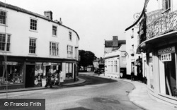 Axminster, Victoria Place c.1965