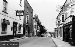 Axminster, West Street c.1965