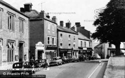 West Street c.1965, Axminster