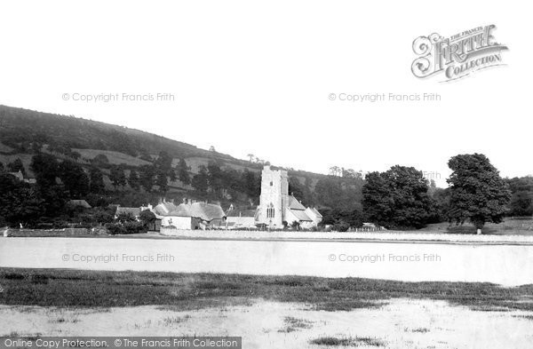 Photo of Axmouth, 1895