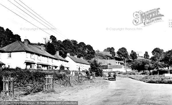 Photo of Axmouth, c.1955