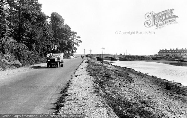 Photo of Axmouth, New Road 1927