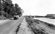 Axmouth, New Road 1927