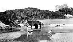 Axmouth, The Bridge c.1955