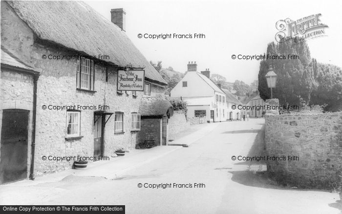 Photo of Axmouth, The Harbour Inn c.1960