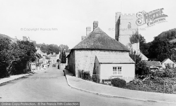 Photo of Axmouth, The Village 1927