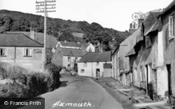 The Village c.1955, Axmouth