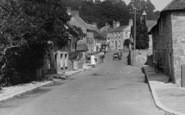 Axmouth, Village 1927