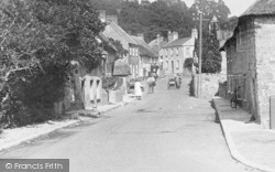 Axmouth, Village 1927