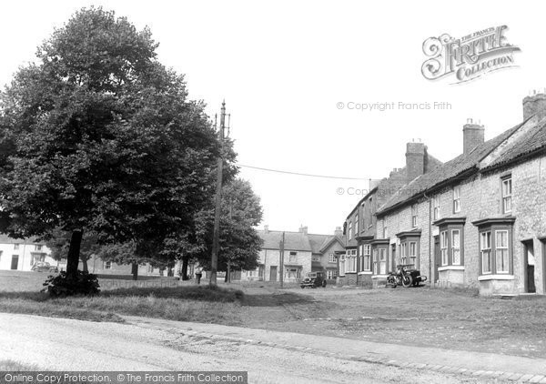 Photo of Aycliffe, The Green c.1955