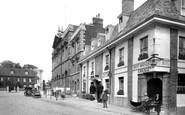 Aylesbury, Bell Hotel 1921