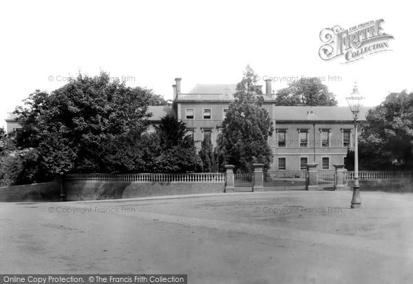 Photo of Aylesbury, Bucks County Infirmary 1897