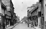 Aylesbury, Cambridge Street c1955