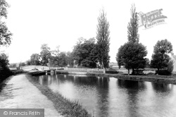 Aylesbury, Canal And Hills And Partridges Lock 1897