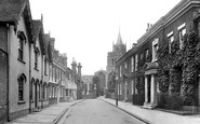 Aylesbury, Church Street 1921