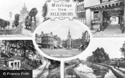Aylesbury, Composite c.1955