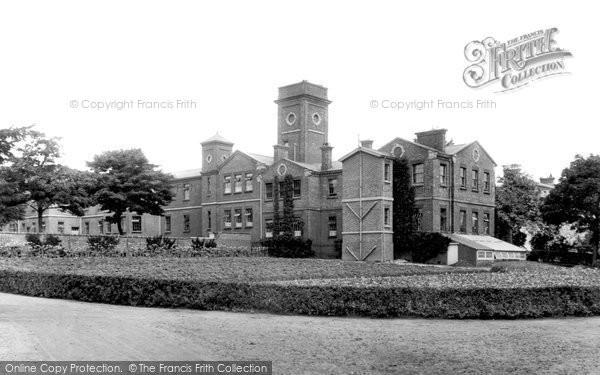 Photo of Aylesbury, County Asylum, Stone 1897