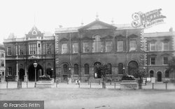 Aylesbury, County Hall 1897
