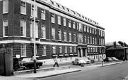 Aylesbury, County Office c.1965