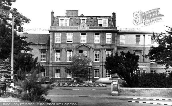 Photo of Aylesbury, General Hospital c.1965
