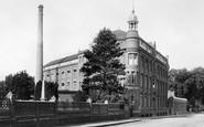 Aylesbury, Hazell, Watson And Viney Printing Works 1897