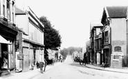 Aylesbury, High Street 1897
