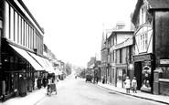 Aylesbury, High Street 1921