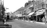 Aylesbury, High Street c1955