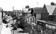 Aylesbury, High Street c.1960