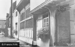 Aylesbury, King's Head Hotel c.1950