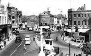Aylesbury, Market Square 1960
